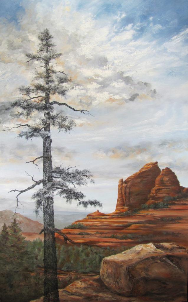 9158_Sedona Pine_Oil_48x30_$5400